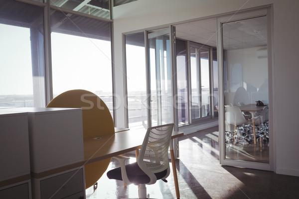 Interior of modern office Stock photo © wavebreak_media