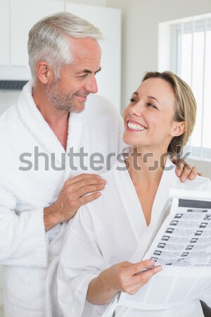 Nyugdíjas beteg nővér néz kamera orvos Stock fotó © wavebreak_media