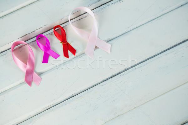 Ver câncer consciência branco Foto stock © wavebreak_media
