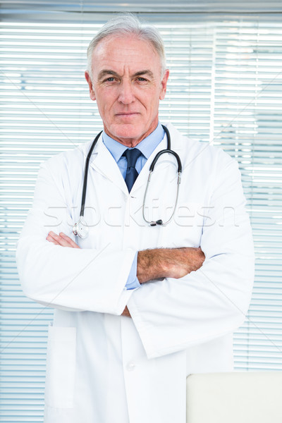 Portrait of doctor with stethoscope Stock photo © wavebreak_media