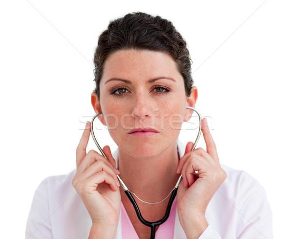 Female doctor Stock photo © wavebreak_media
