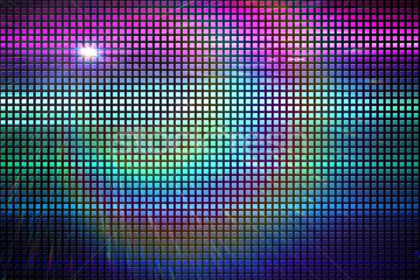 Legal discoteca azul roxo festa energia Foto stock © wavebreak_media
