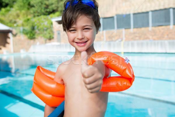 Agua fitness signo Foto stock © wavebreak_media