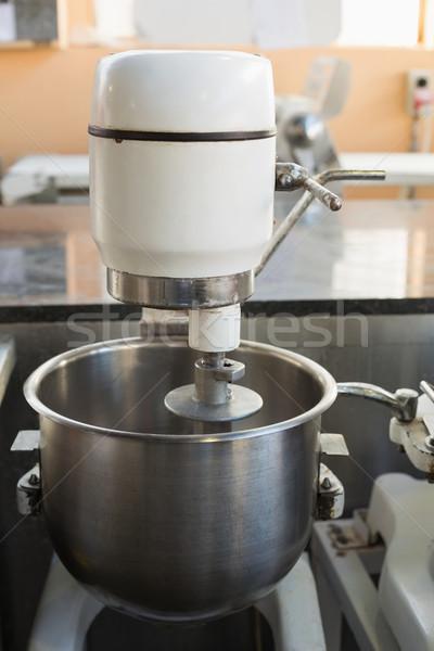 Ipari pult konyha pékség üzlet étel Stock fotó © wavebreak_media