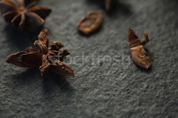 Star anice tavola albero legno Foto d'archivio © wavebreak_media