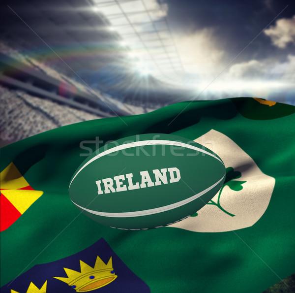 Imagem Irlanda rugby estádio Foto stock © wavebreak_media