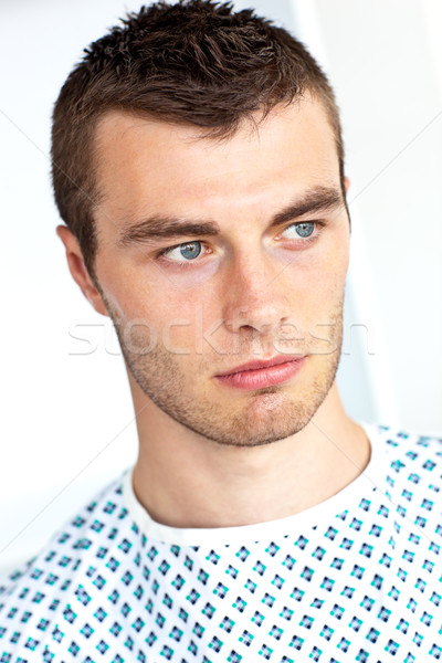 Male Patient Waiting A Surgeon Stock photo © wavebreak_media