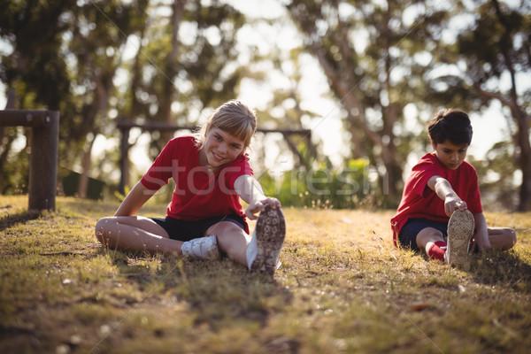 счастливым дети осуществлять Сток-фото © wavebreak_media