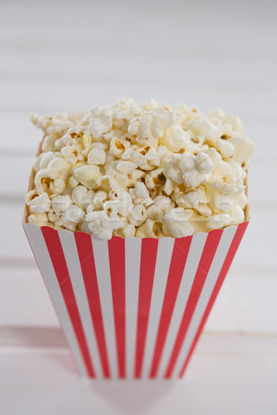 Close-up of popcorn with 4th july theme Stock photo © wavebreak_media