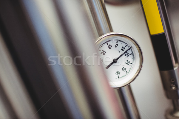 Pressão cervejaria tecnologia indústria Foto stock © wavebreak_media