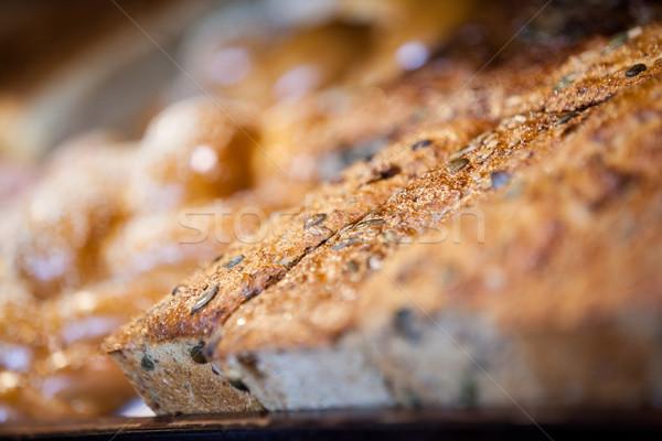 сладкие блюда отображения супермаркета исследование магазине Сток-фото © wavebreak_media