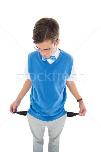 Genç boş erkek stil Stok fotoğraf © wavebreak_media