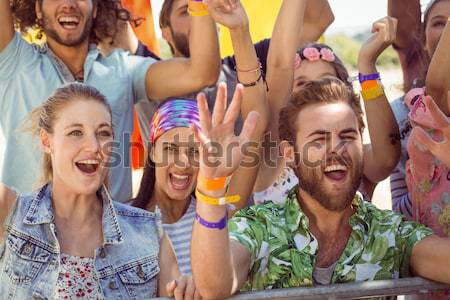 Schoolkinderen meisje kind zomer leuk Stockfoto © wavebreak_media