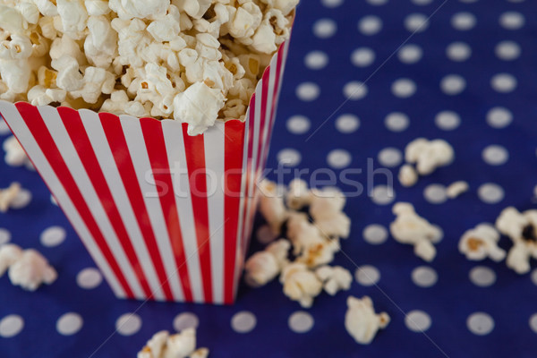 попкорн красный жизни празднования Сток-фото © wavebreak_media