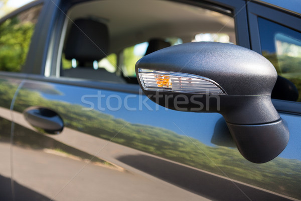 Auto luxueus vrouw reizen Stockfoto © wavebreak_media