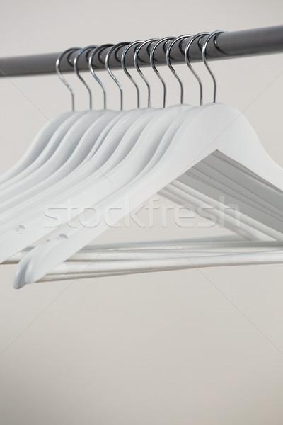 Stali biały wsparcia plastikowe Zdjęcia stock © wavebreak_media