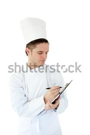 Boy using digital tablet Stock photo © wavebreak_media
