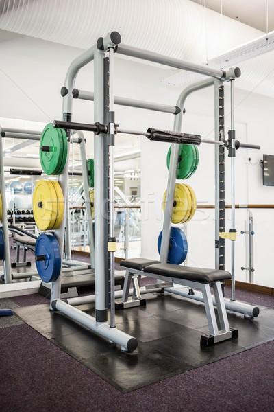 спортзал нет людей интерьер здоровья клуба осуществлять Сток-фото © wavebreak_media
