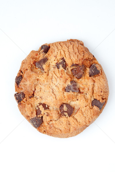 Extrema cookie blanco alimentos chocolate Foto stock © wavebreak_media