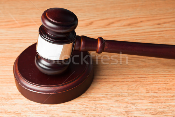 молота молоток столе Сток-фото © wavebreak_media