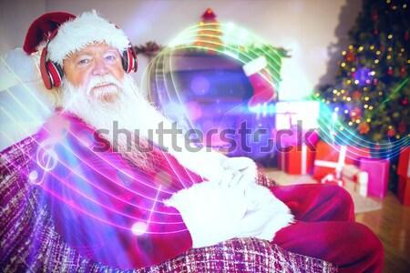 Afbeelding portret slinger Stockfoto © wavebreak_media