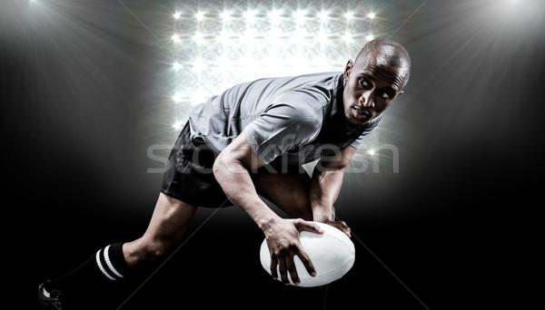 изображение определенный спортсмен играет Сток-фото © wavebreak_media