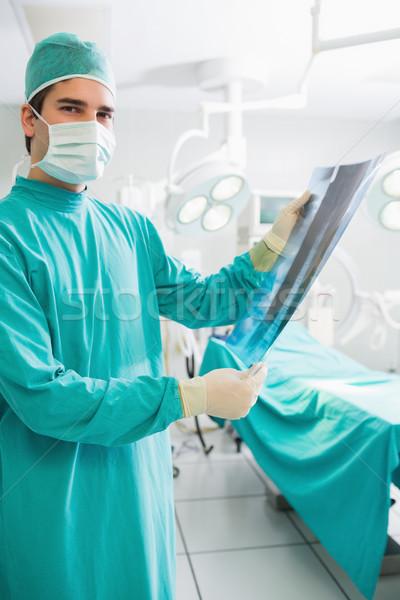 хирург Xray театра врач больницу Сток-фото © wavebreak_media