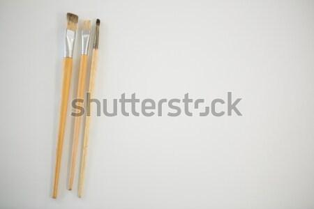 кисти краской образование инструментом отпуск Сток-фото © wavebreak_media