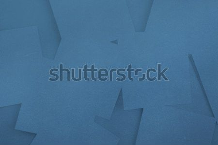Digitalmente gerado cinza papel superfície Foto stock © wavebreak_media