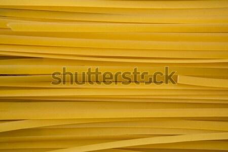 сырой спагетти пасты отпуск обед жизни Сток-фото © wavebreak_media
