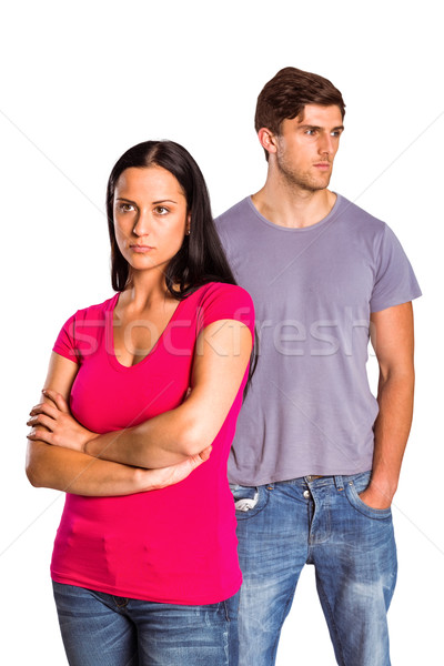 Young couple having an argument Stock photo © wavebreak_media