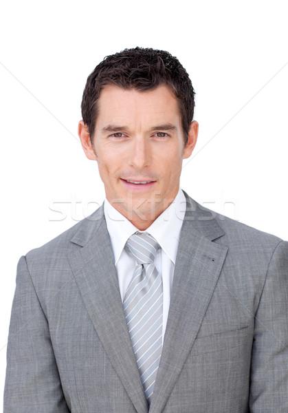Portrait of an assertive businessman Stock photo © wavebreak_media