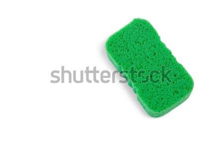 мнение зеленый ванны губки моде Сток-фото © wavebreak_media