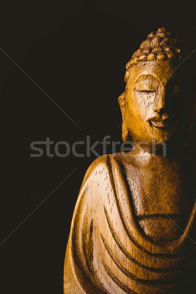 木製 仏 像 ショット スタジオ 平和 ストックフォト © wavebreak_media