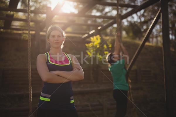 определенный женщину Постоянный загрузка Сток-фото © wavebreak_media