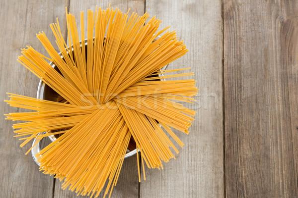 спагетти пасты отпуск обед жизни Сток-фото © wavebreak_media