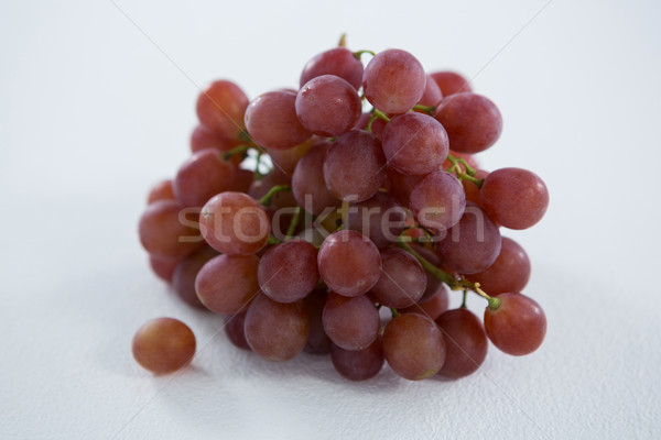 Close-up of red bunch of grapes Stock photo © wavebreak_media