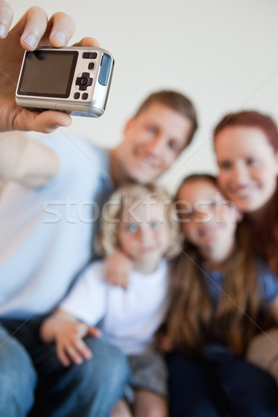 Utilisé père famille photos Photo stock © wavebreak_media
