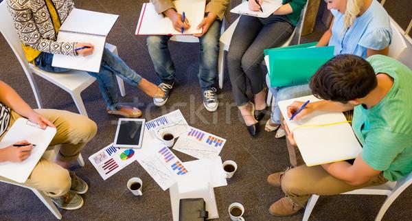 business people in meeting Stock photo © wavebreak_media