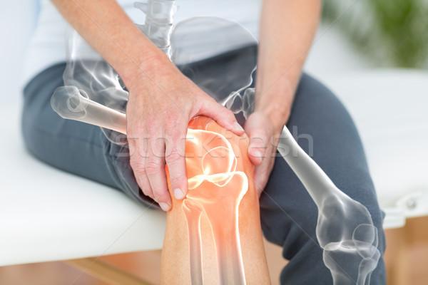 男 膝 痛み デジタル ストックフォト © wavebreak_media