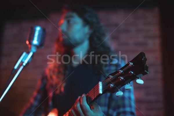 мужчины певицы ночном клубе мнение Сток-фото © wavebreak_media