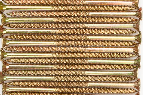 Costruzione oro strumento top Foto d'archivio © wavebreak_media