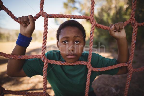 肖像 少年 純 ブート ストックフォト © wavebreak_media