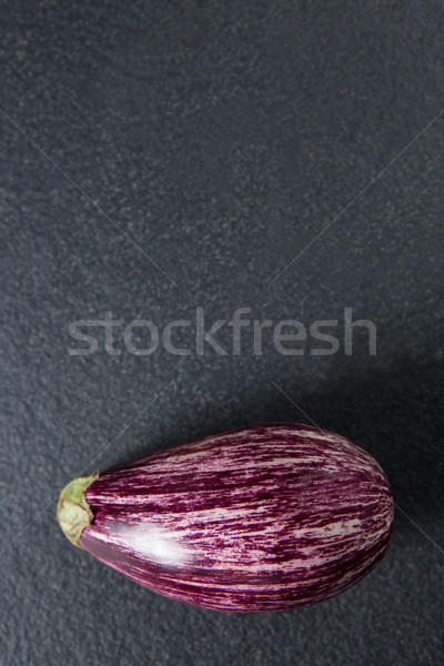 Aubergine grijs tabel groene Stockfoto © wavebreak_media