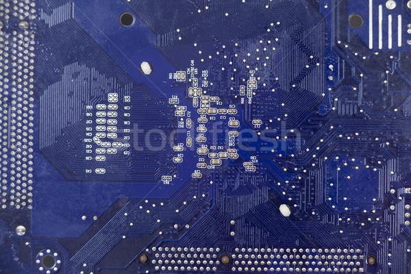 クローズアップ マザーボード 詳しい 幸せ 技術 デジタル ストックフォト © wavebreak_media