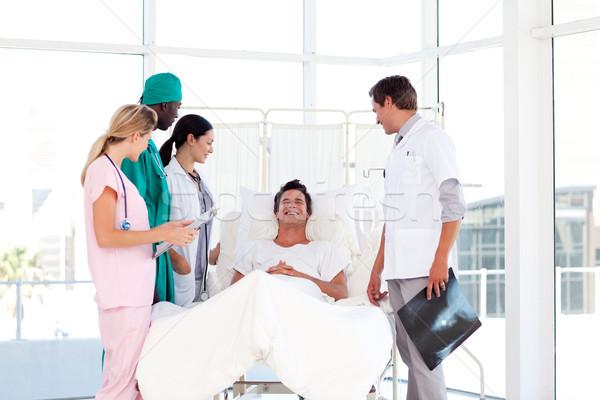 相談 外科医 患者 医療 女性 オフィス ストックフォト © wavebreak_media