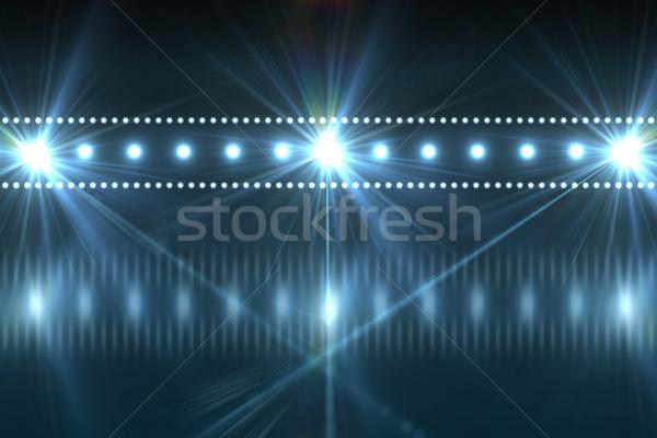Digital nightlife design Stock photo © wavebreak_media