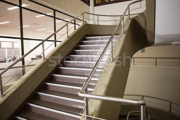 Vazio escada maneira faculdade edifício escolas Foto stock © wavebreak_media