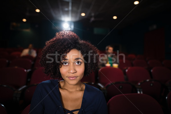 Guardare film teatro uomo film Foto d'archivio © wavebreak_media