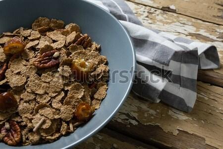 свежие Cookies охлаждение стойку голову Сток-фото © wavebreak_media